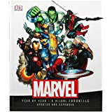Marvel Comics: Year By Year - A Visual Chronical Updated And Extended, by Dorling Kindersley