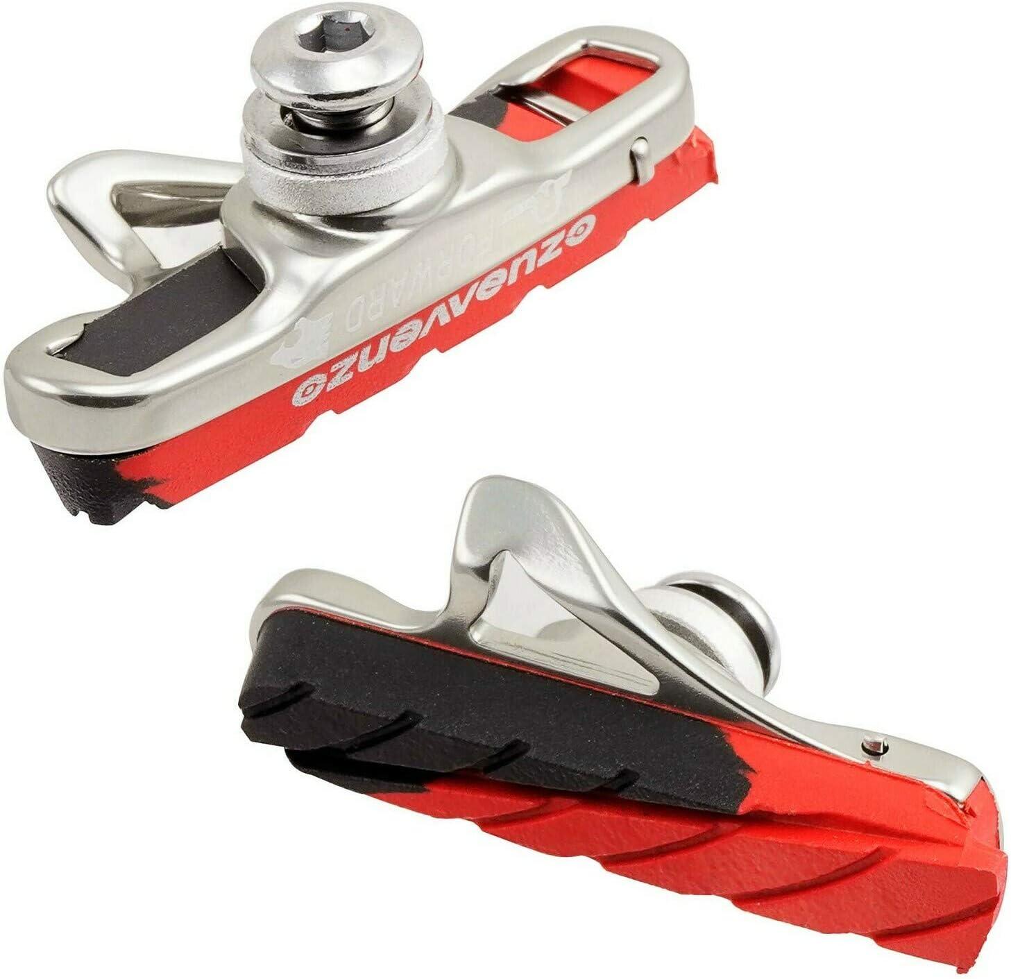Dura-Ace Ultegra 105 4pads Shimano R55C4 Cartridge Road Brake Shoes 2 Pair