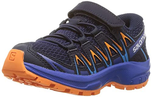 mejores zapatillas salomon para trail running ni�o black