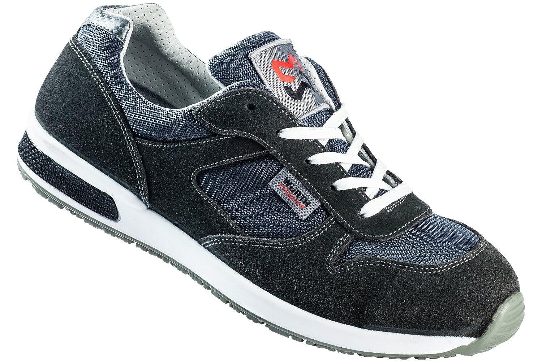 Würth MODYF Jogger O1 Berufsschuh leichte EN 20347: der sehr leichte Berufsschuh Schuh ist für Innenbereiche & in 45 erhältlich. Der Robuste Schuh ist nach internationaler Norm Zertifiziert und in grau verfügbar - abd6f2