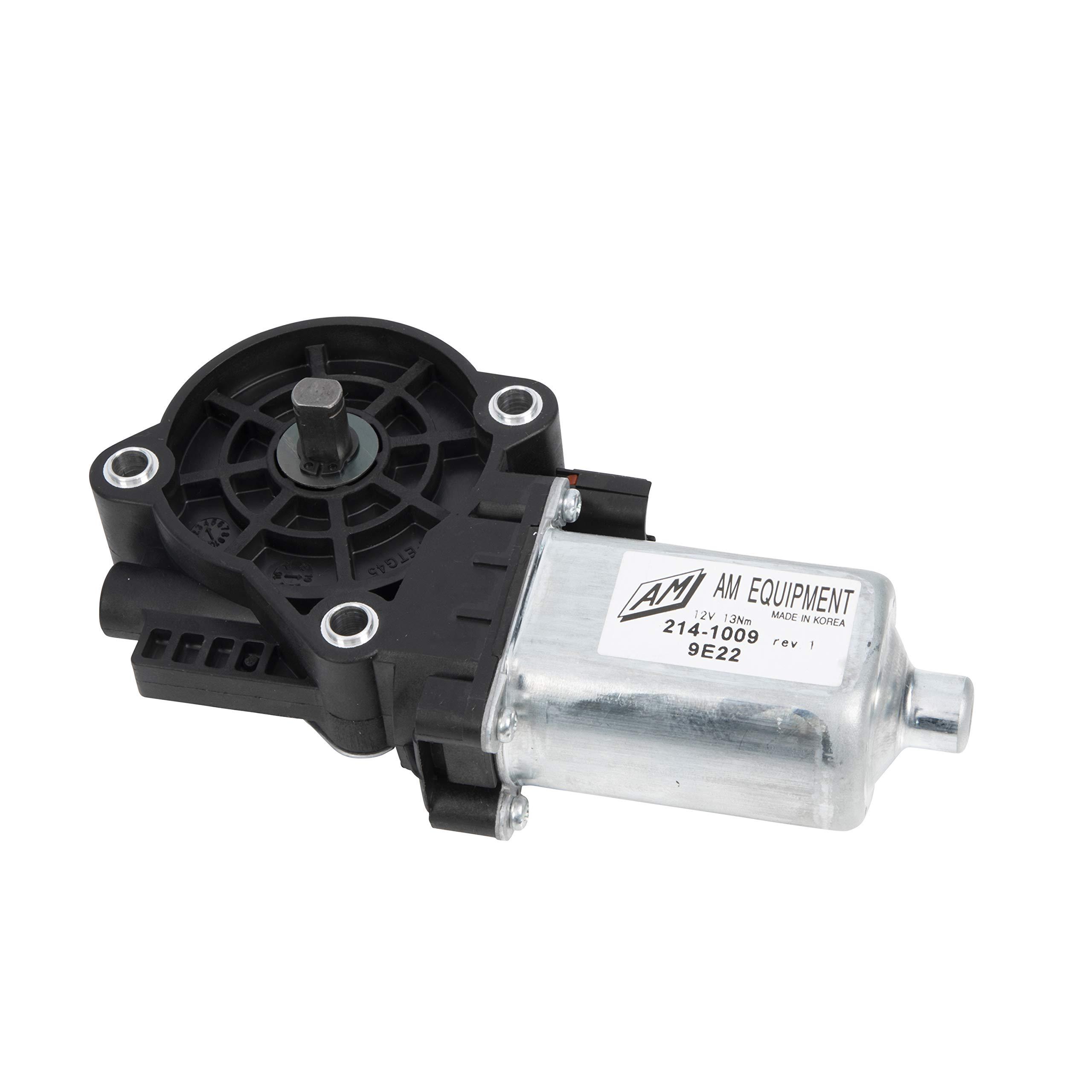 Kwikee 676061 Motor Replacement Kit,Black