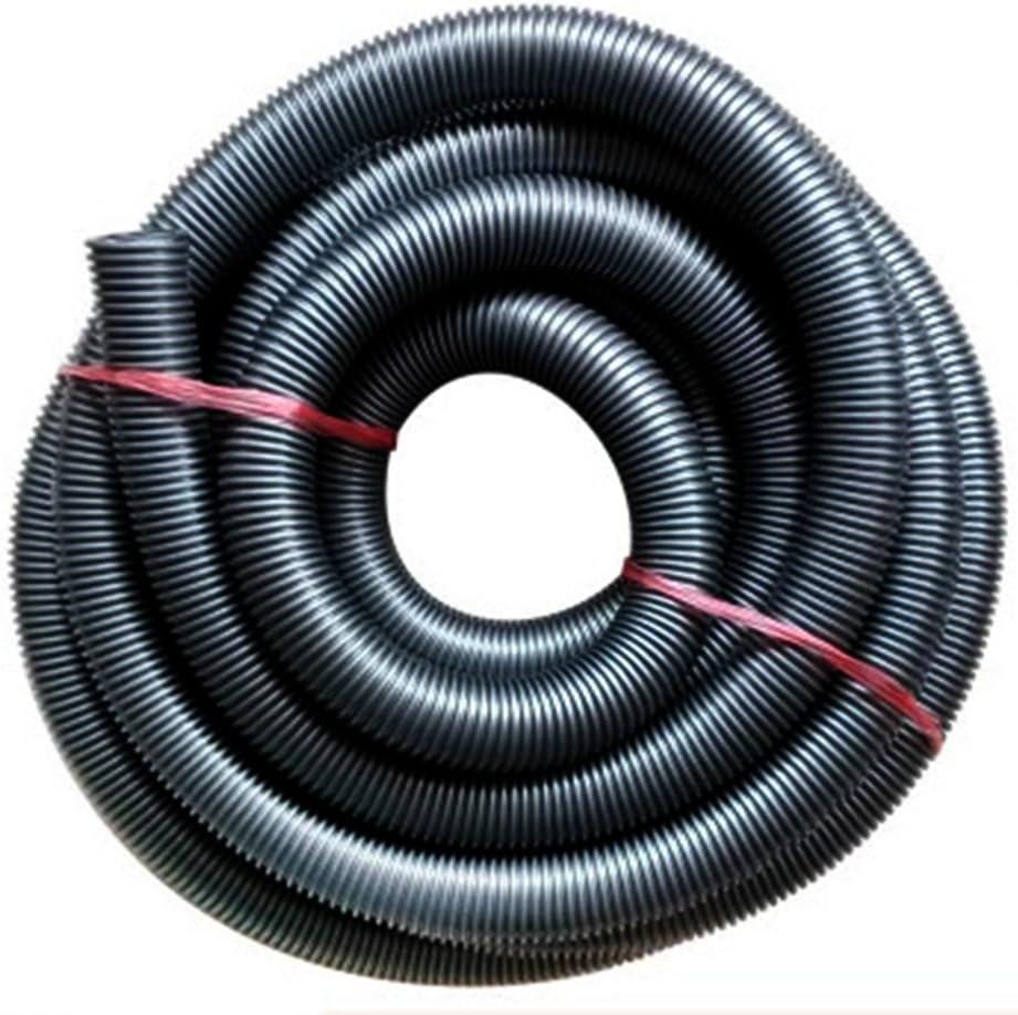 FAVOLOOK Tubo de manguera para aspiradora, 2,5 m, manguera extralarga EVA flexible de 32 mm, para accesorios de aspiradora en seco y húmedo
