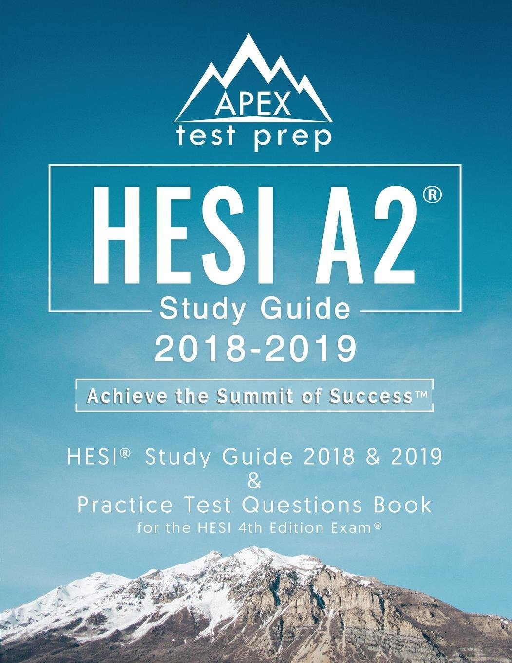 HESI A2 Study Guide 2018 & 2019: HESI Study Guide 2018 & 2019 and ...
