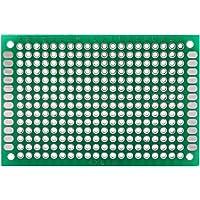 10PCs 4 x 6cm PCB Prototipo de Doble