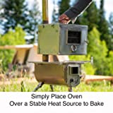 Winnerwell Fastfold Oven | Portable Camp Oven for