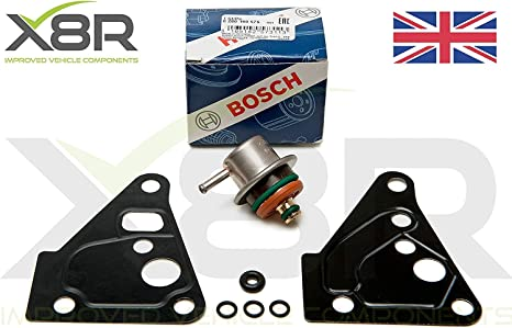 Landrover Defender Carburant Régulateur De Pression Kit de réparation avec JOINTS