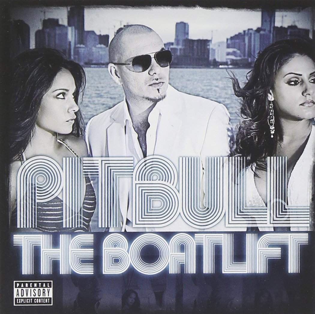 cd pitbull - the boatlift