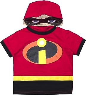 Disney's Pixar The Incredibles Shirt - Toddler Boys Incredibles Hooded T-Shirt