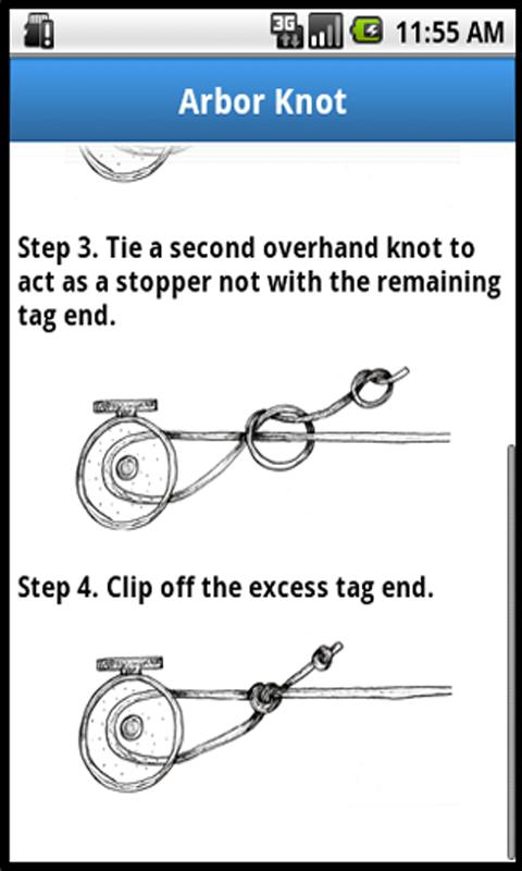 MyNature Fishing Knots