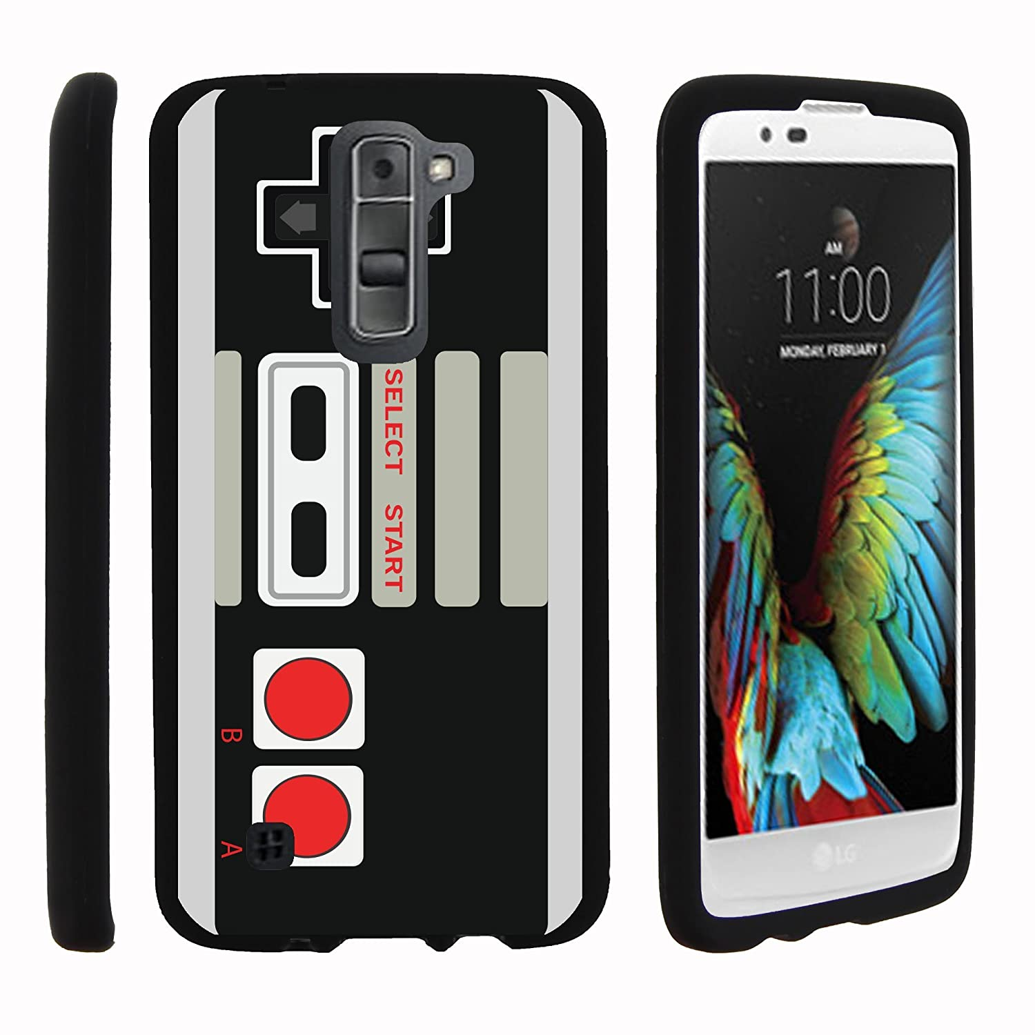 buy popular 24974 1297f Amazon.com: LG K7 Phone Case, Perfect Fit Cell Phone Case Hard Cover ...