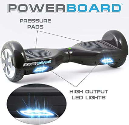 Amazon.com: Hoverboard Powerboard SOGO Safe Smart Scooter ...