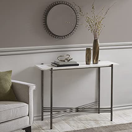 Awesome Amazon Com Madison Park Signature Console Table See Below Ncnpc Chair Design For Home Ncnpcorg