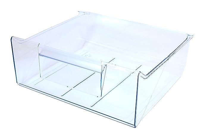 Zanussi congelador ZBB28441SA superior congelador cajón: Amazon.es ...