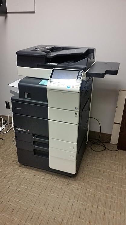 Amazon com : Konica Minolta Bizhub C454e Color Copier Printer