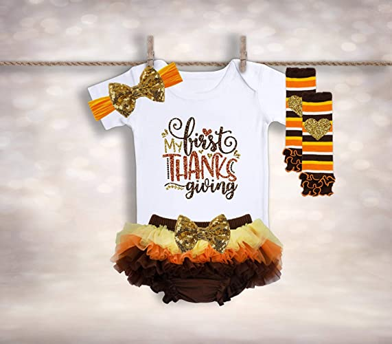 inspirational my 1st thanksgiving outfit or 72 first thanksgiving day baby girl outfit