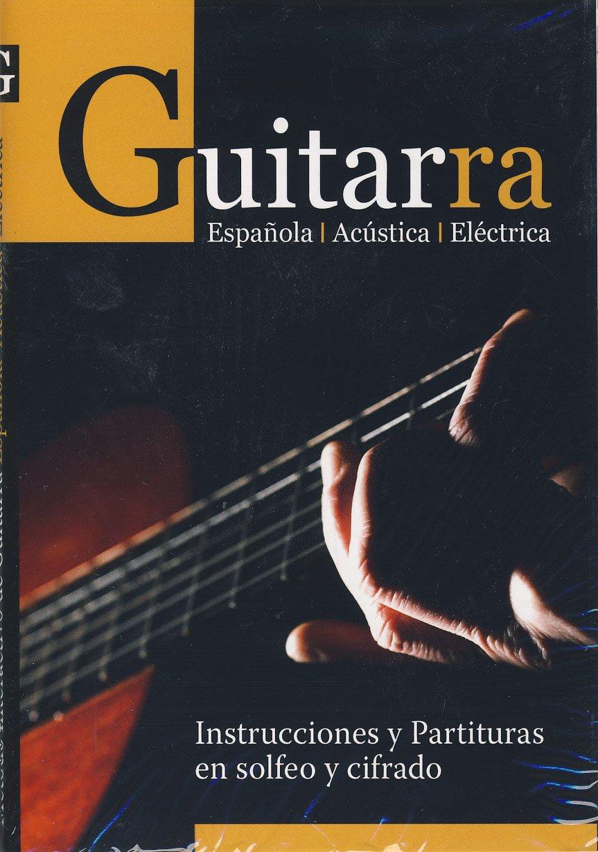 METODO - Guitarra Española, Electrica y Acustica Metodo lnteractivo y Multimedia: Amazon.es: METODO: Libros