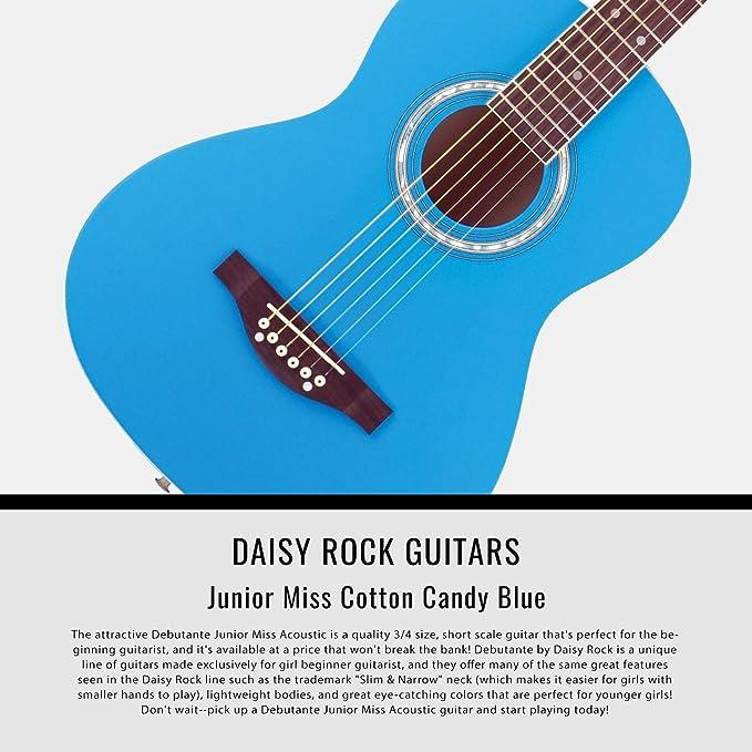 Daisy Rock Debutante Junior Miss - Púa de guitarra para ...