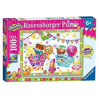 Ravensburger Shopkins - Rompecabezas de 100 Piezas 105892: Juguetes y juegos