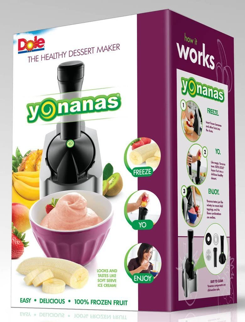 Yonanas Deluxe Discontinued by Manufacturer