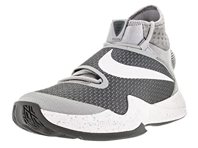 promo code 2adf3 6d466 Amazon.com | Nike Men's Zoom Hyperrev 2016 Wolf Grey/White-Cool Grey  820224-014 Shoe 9.5 M US | Basketball
