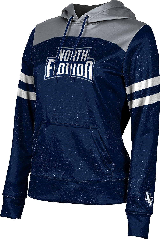 School Spirit Sweatshirt Heathered ProSphere Drake University Girls Pullover Hoodie