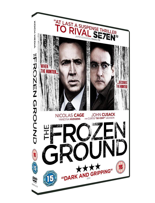 THE FROZEN GROUND [DVD]: Amazon co uk: Nicolas Cage, John