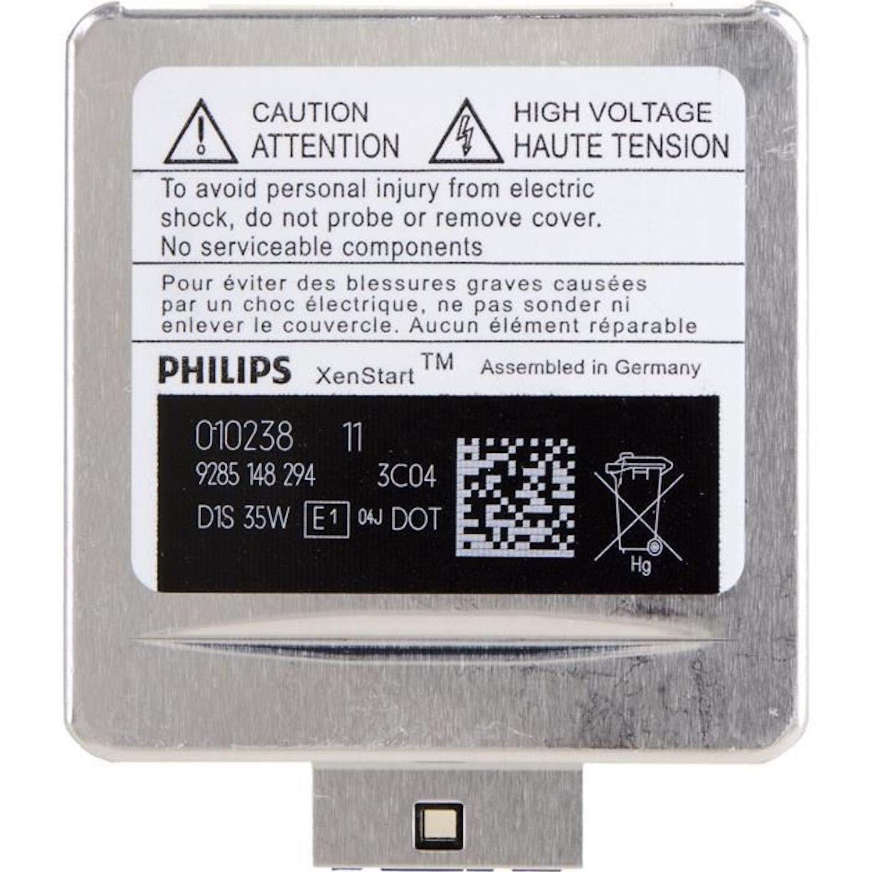 OEM di qualit/à dellattrezzatura originale scatola bianca Philips 9285 148 294S D1S XenStart HID Lampadina a scarica allo xeno 1 omaggio OFFERTA LIMITATA lampada a scarica 1 pezzo