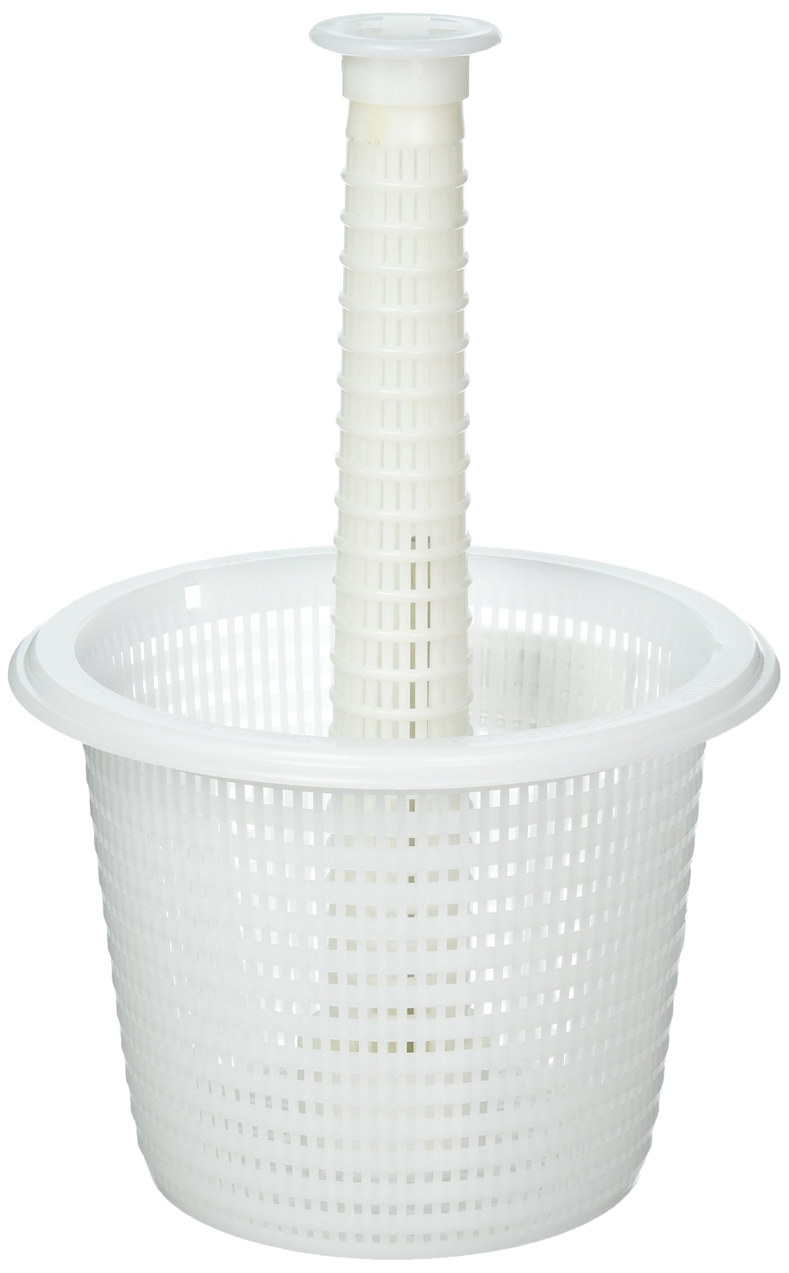 SkimPro Tower-Vented Skimmer Basket with Tower and Handle by SkimPro