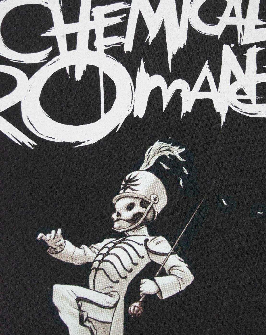My Chemical Romance The Black Parade Womens Short Sleeve Band T-Shirt