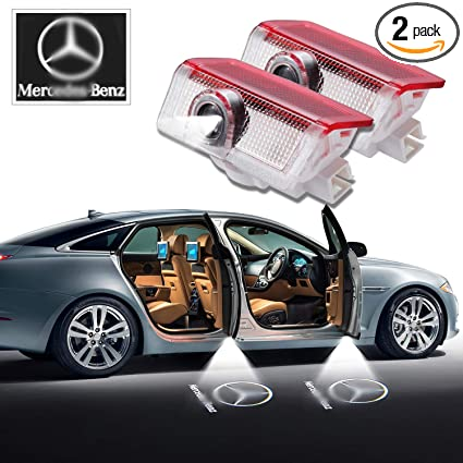 Decorative Lamp Devoted Car Door Led Circle Ghost Shadow Light Logo Projector Courtesy Lights For Bmw Auto Backlight Welcome Lamp Car Styling Attractive Fashion Automobiles & Motorcycles
