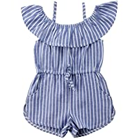 1881272d2f61 Amazon Best Sellers  Best Girls  Jumpsuits   Rompers