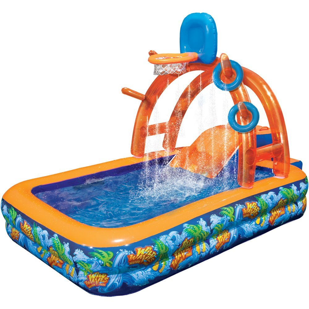 amazon com banzai wild waves water park discontinued by