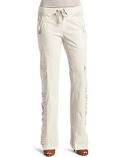 a45a58e4c8cb27 XCVI Women's Kata Pant-9 Oz Mvs Terry at Amazon Women's Clothing store: