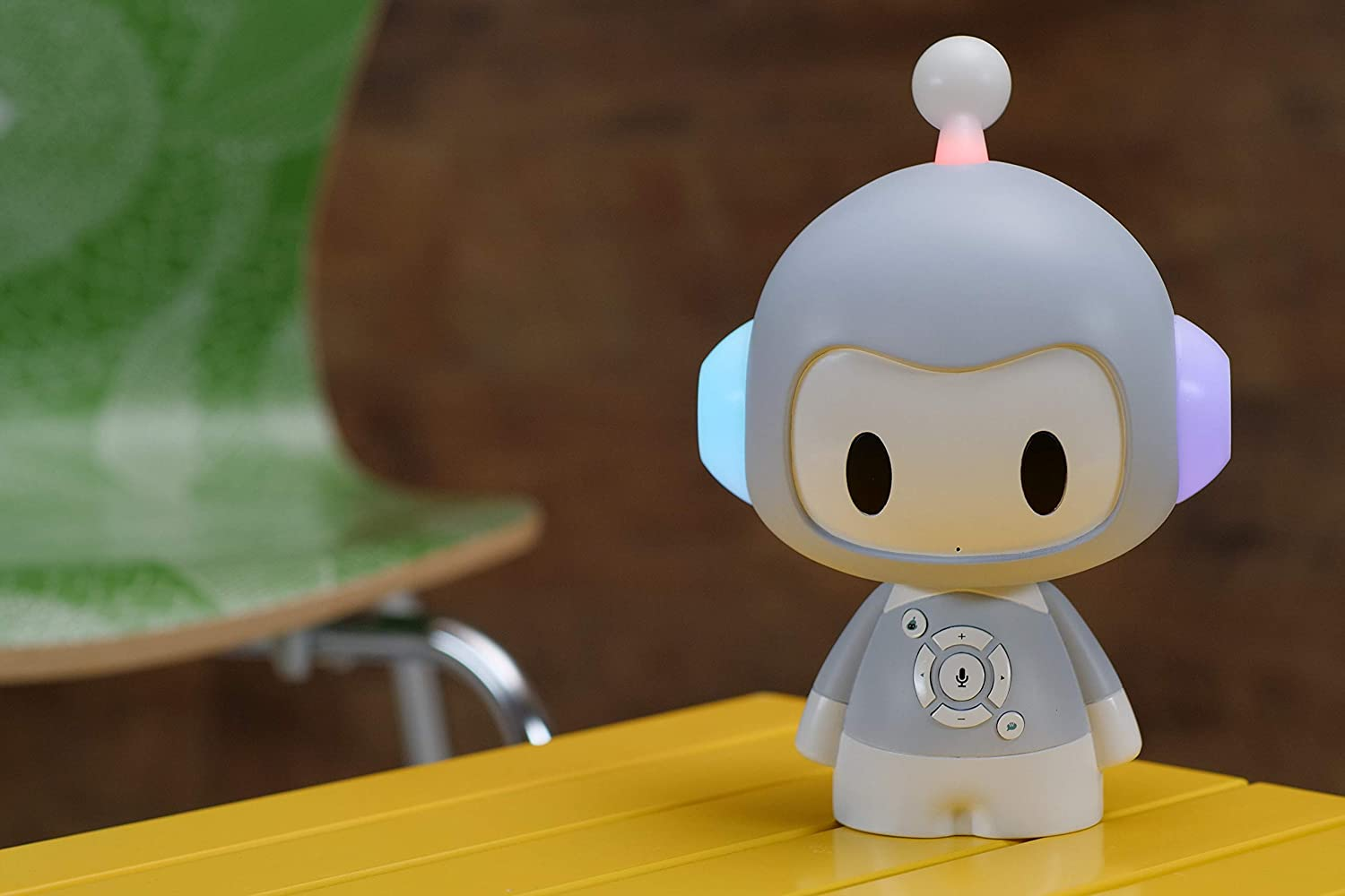 Smart Storyteller//Song Singer with Curated Content That Grows with Your Child Pillar Learning Codi AI Smart Educational Robot for Kids