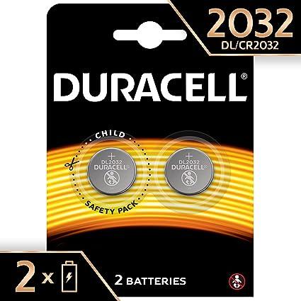 Duracell Llave del coche batería Cr2032 Dl2032