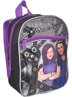disney descendants 10 mini backpack blackpurple