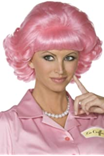 Smiffys Officially Licensed Grease Frenchy Wig