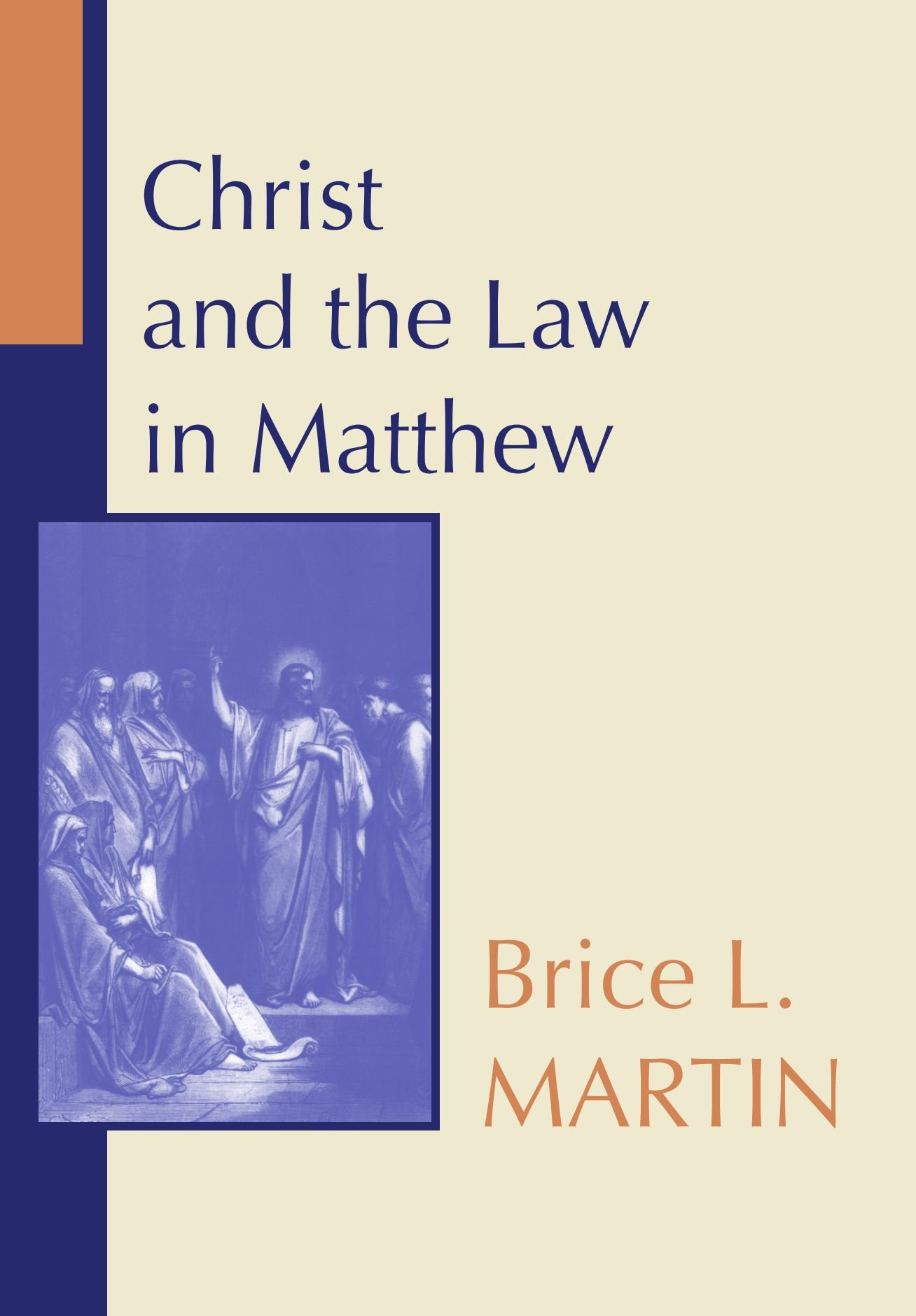 Christ and the Law in Matthew: pdf