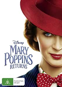 Mary Poppins Returns (DVD)