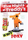 McFarlane Toys Five Nights At Freddy's - Foxy 8-Bit Buidable Figure