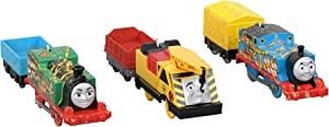 Thomas & Friends Fisher-Price Construction Engine, 3 Pack