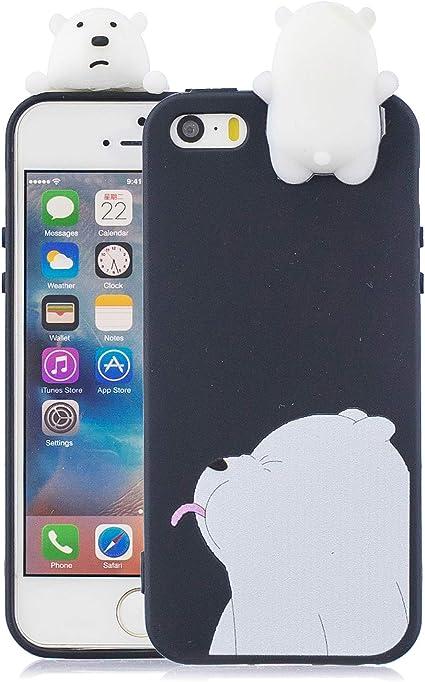 Ostop Compatible avec Coque iPhone Se/iPhone 5S/iPhone 5,Étui ...