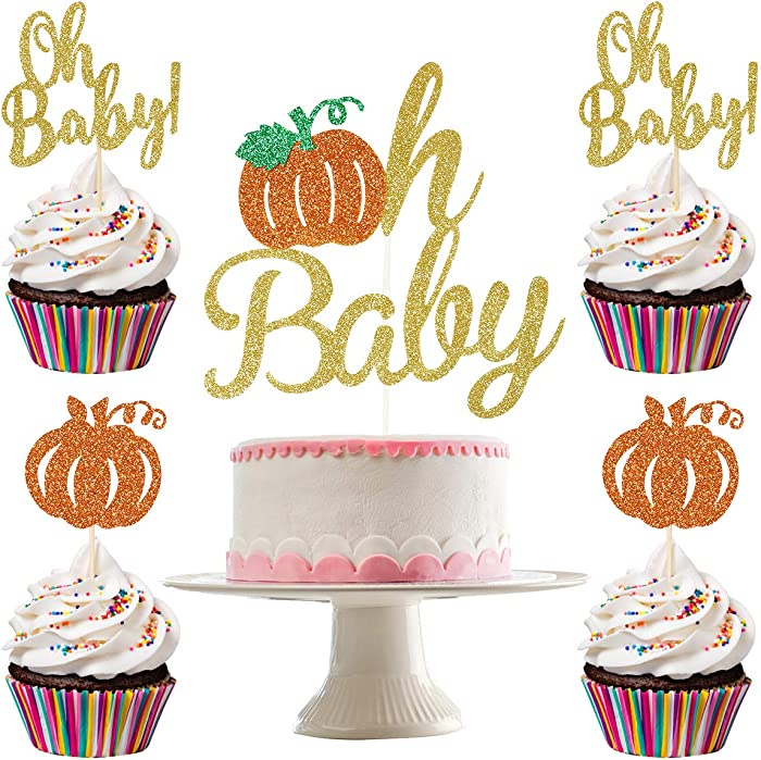 The Best Fall Baby Shower Decor