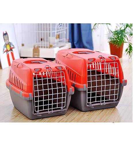 Caja de aire para mascotas, gatos y perros, jaula de aviación, gatos y