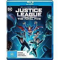 Justice League: Fatal Five BD