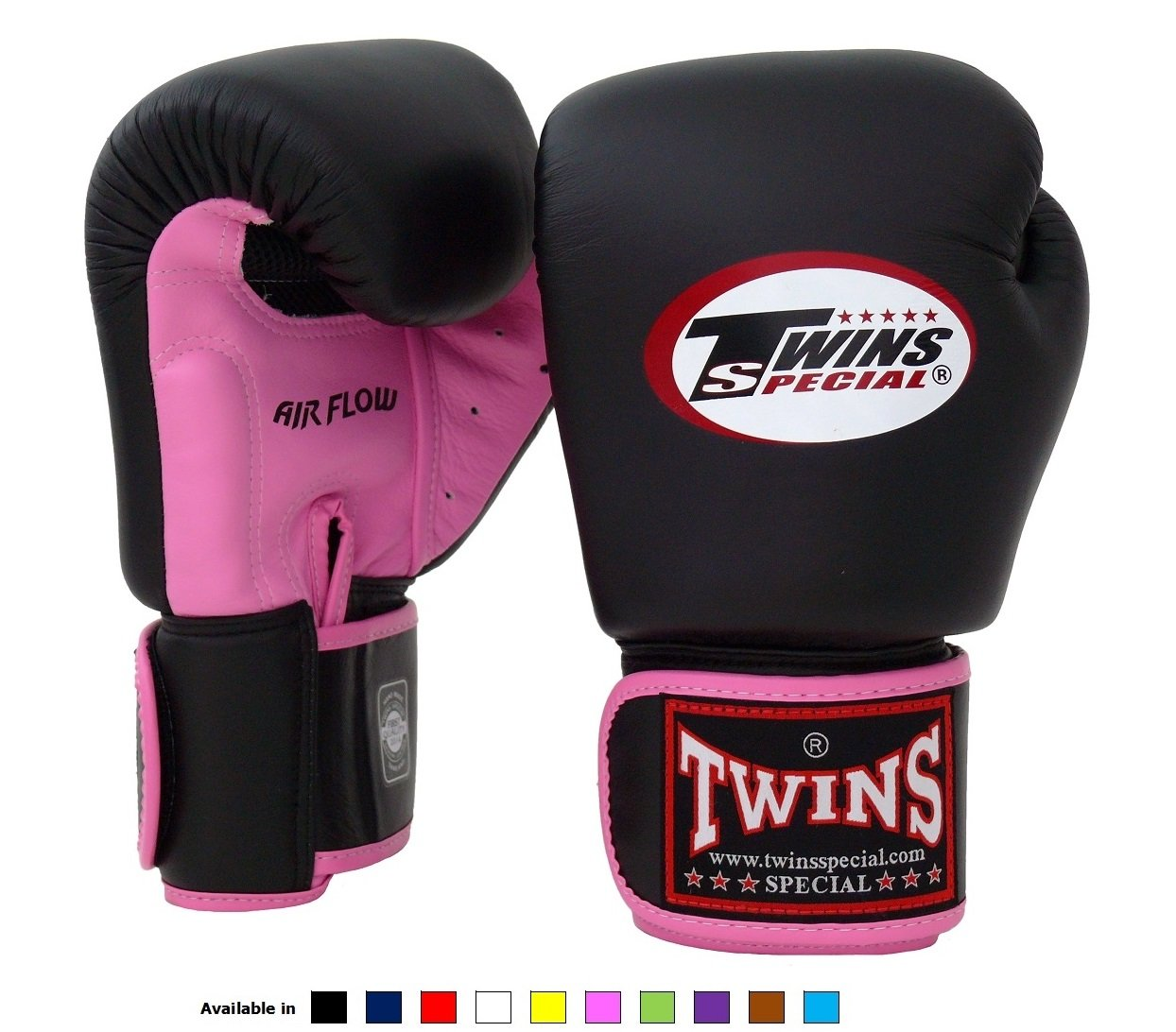Guantes twins special muay thai bgvl3