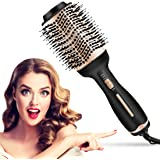 Hair Dryer Brush Hot Air Brush ,Multifunctional Hair Dryer and Volumizer Blow Dryer Brush in One, 4 in 1 Hair Comb…