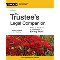 Image for Trustee's Legal Companion, The: A Step-by-Step Guide to Administering a Living Trust