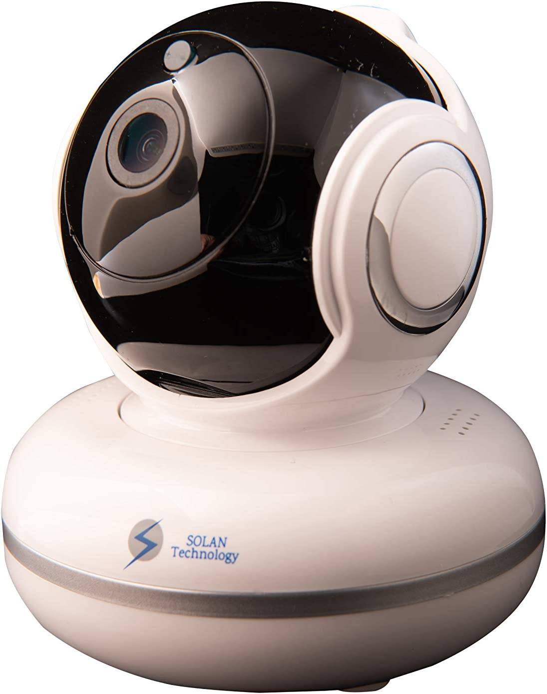 【2019 Newest Version】 FullHD 19201080P Wi-Fi Surveillance Camera Pan/Tilt/Zoom-Best Smart App, Wireless Security Camera-Night Vision, Motion Detection, Pet Camera, Video Baby Monitor iOS/Android, Wor