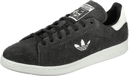 le dernier 9659f 0c0ea adidas Stan Smith Chaussures, gris carbone/blanc/blanc ...